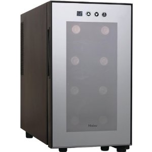 Haier 8 Bottle Wine Cooler