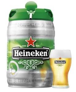 Heineken Keg