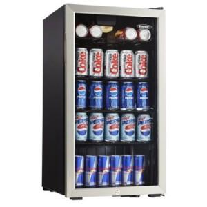 danby dbc120bls - small drink refrigerator