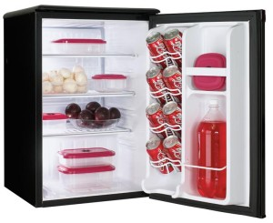Danby DAR259BL mini fridge