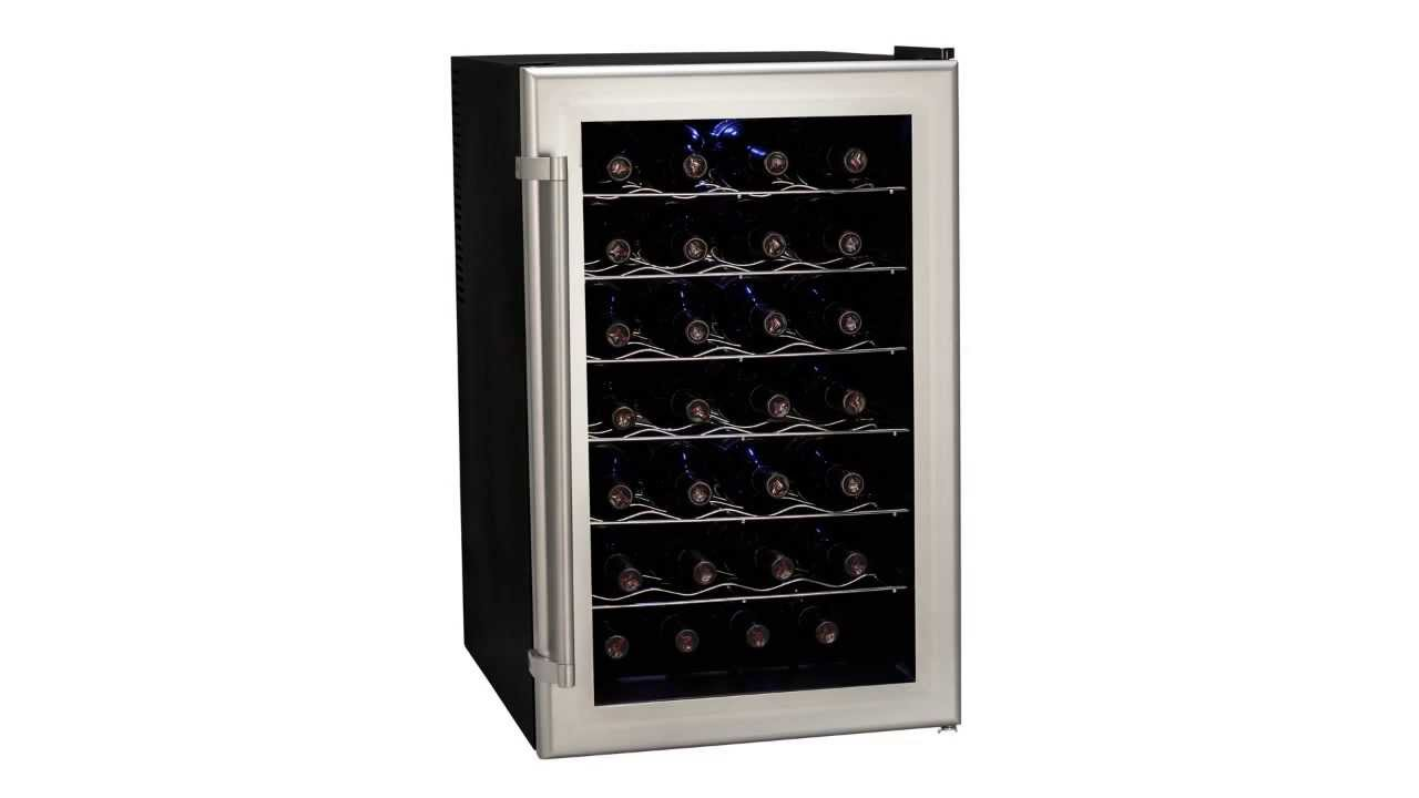 Koldfront wine coolers perfect cooler for your home for Best wine fridge brands