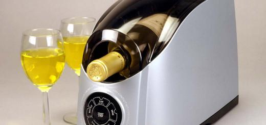 single bottle wine cooler