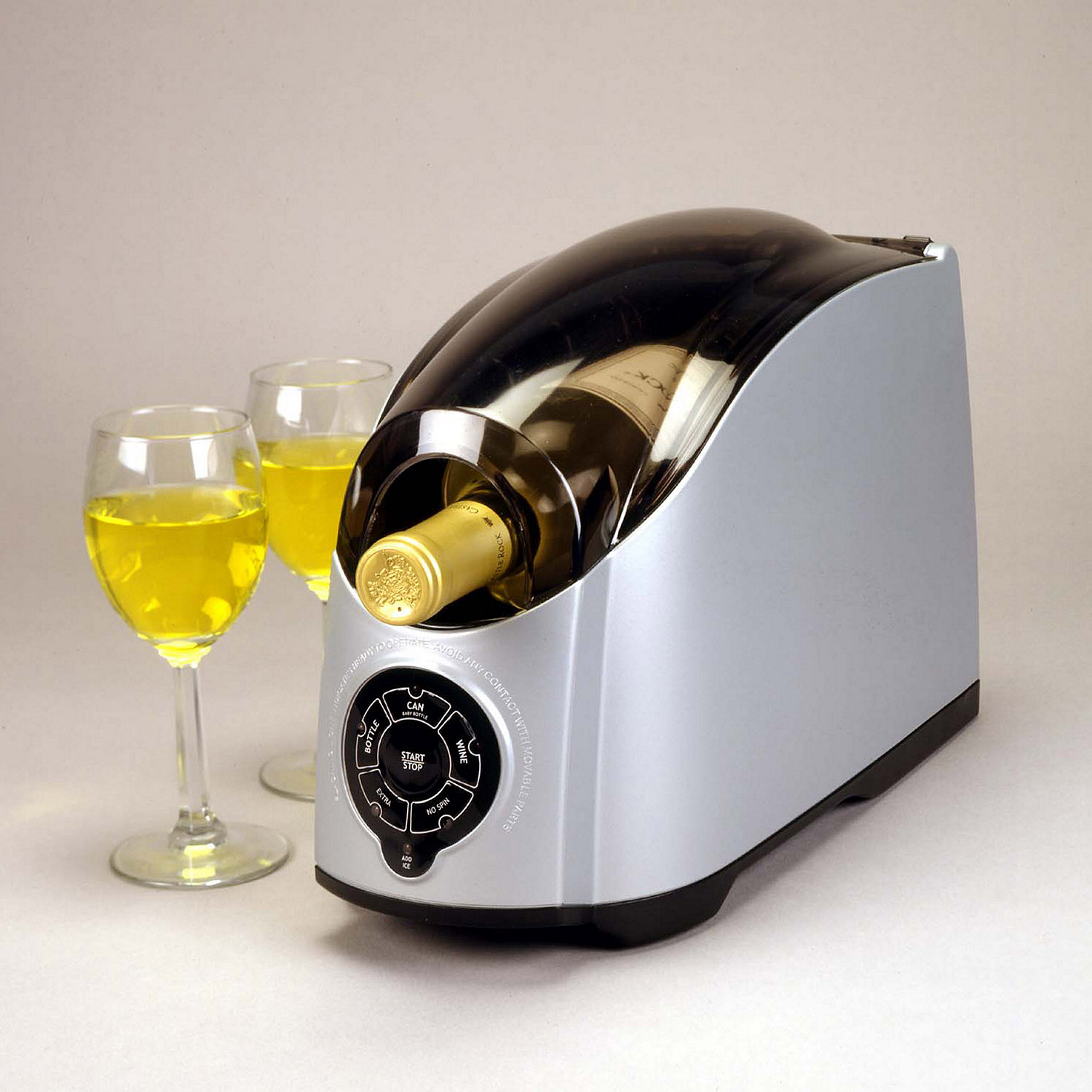 single bottle wine cooler