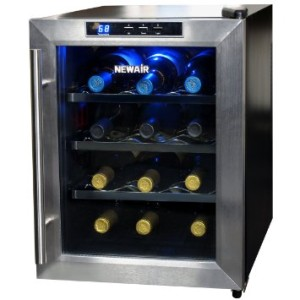 NewAir 12 bottle wine cooler