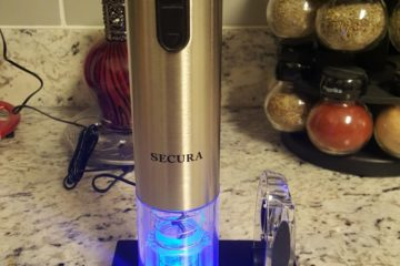 Secura wine opener review